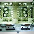 complex injection mold