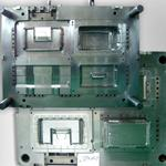 injection mold for automotive industry