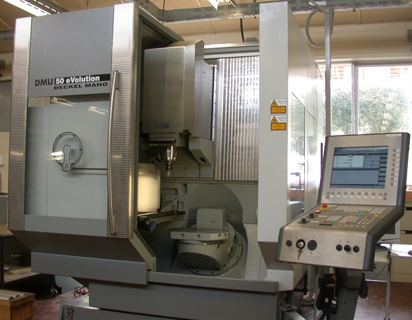 DeckelMaho-DMU50e-MachiningCenter
